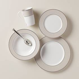 Lenox Pleated Colors 4-piece Place Setting