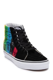 VANS SK8-Hi Top Patterned Sneaker