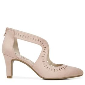 LifeStride Women's Giovanna Perforated Pump Shoe