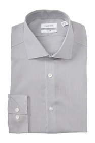 Calvin Klein Antibes Slim Fit Non-Iron Dress Shirt