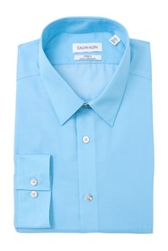 Calvin Klein Slim Fit Oxford Dress Shirt
