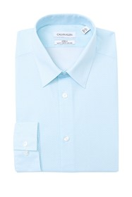 Calvin Klein Slim Fit Non-Iron Dress Shirt