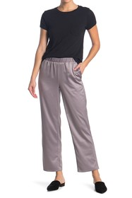 Eileen Fisher Pull-On Straight Leg Recycled Polyes