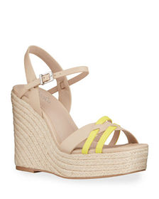 Charles by Charles David Dulce Strappy Wedge Espad