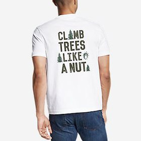 Men's Graphic T-Shirt - Climb Trees