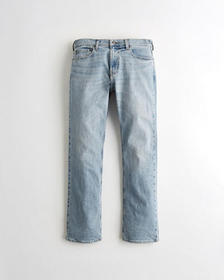 Hollister Boot Jeans, LIGHT WASH