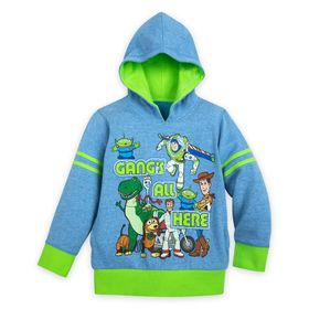 Disney Toy Story 4 Pullover Hoodie for Boys