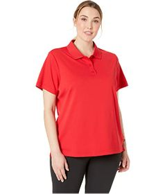 Dickies Plus Size Short Sleeve Performance Polo