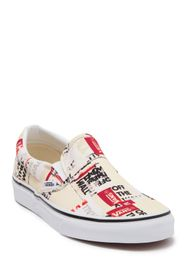 VANS Packing Tag Classic Slip-On Sneaker