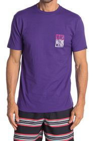 VANS New Stax Short Sleeve T-Shirt