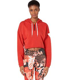 Reebok Workout Ready Meet You There 1/4 Zip Hoodie