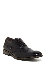 Steve Madden Jetway Leather Wingtip Oxford
