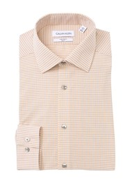 Calvin Klein Stretch Slim Fit Dress Shirt