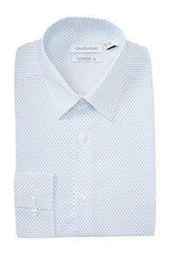 Calvin Klein Sustainable Slim Fit Dress Shirt
