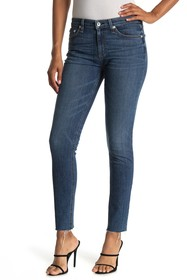 Rag & Bone Cate Raw Edge Skinny Jeans