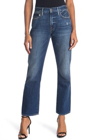 FRAME Le Pixie Hollywood Straight Leg Jeans