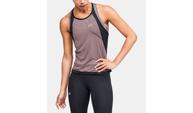 Women's Under Armour Qualifier Iso-Chill Tank
