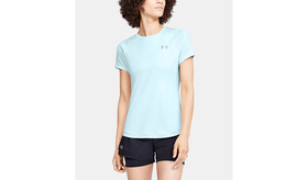 Women's Under Armour Qualifier Iso-Chill Embossed