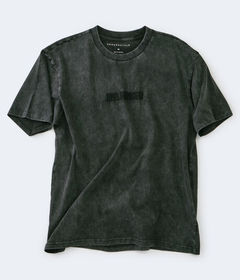 Aeropostale Washed Influencer Loose-Fit Tee