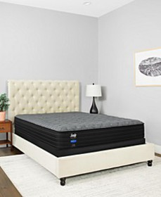 "Premium Posturepedic Beech St 11.5"" Firm Mattress-"