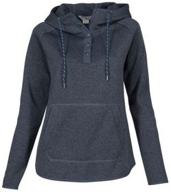 Ascend Hooded Long-Sleeve Sweater for Ladies