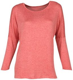 Natural Reflections Sweater-Knit Long-Sleeve Tunic