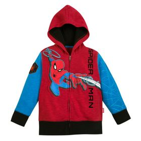 Disney Spider-Man Zip Hoodie for Kids