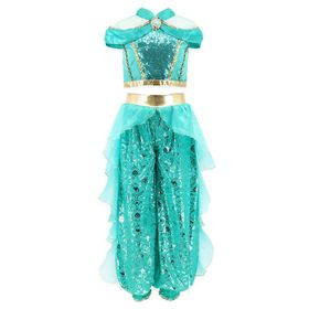 Disney Jasmine Costume for Kids – Aladdin