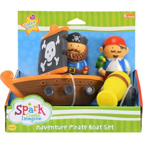 Spark Create Imagine Float & Squirt Adventure Pira