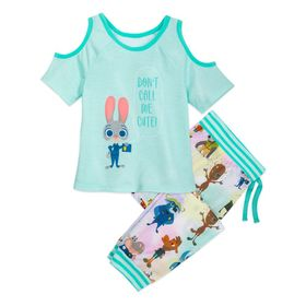 Disney Judy Hopps Pajama Set for Girls – Zootopia