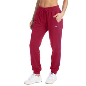 Champion Women's Campus Jogger with Taping