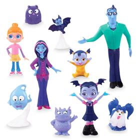 Disney Vampirina Fangtastic Friends Figure Set
