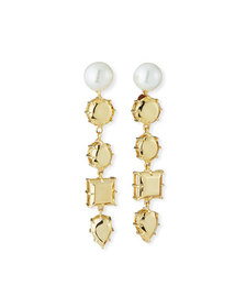 FALLON Rock Club Dangle Earrings