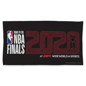 Disney ''Road to the NBA Finals'' Court Towel – NB