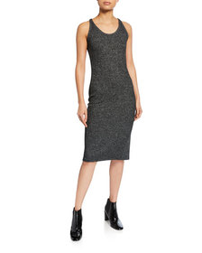 Rag & Bone Clara Torqued Racerback Dress
