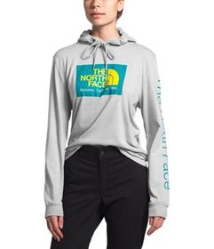 The North Face 66 California Tri-Blend Long-Sleeve