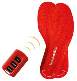 ThermaCELL Heated Rechargeable Insoles