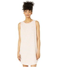 Roxy Love Sun Tank Dress Stripes 2