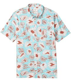Quiksilver Warped Shirt Short Sleeve