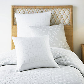 Suzanne Kasler Eyelet Pillow Cover