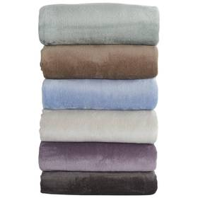 London Fog Supreme Velvet Blanket