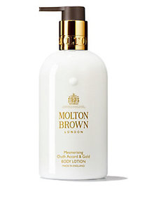 Molton Brown Mesmerizing Oudh Accord & Gold Body L