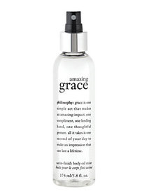 Philosophy Amazing grace perfumed hair and body oi