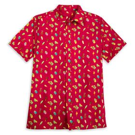 Disney Disney Parks Aloha Shirt for Men