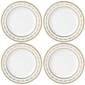 Lenox Jeweled Jardin™ 4-piece Bread Plate Set