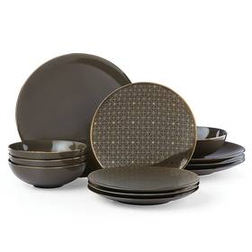 Lenox Trianna 12-piece Dinnerware Set