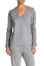 Cosabella Sterling Long Sleeve Knit Top