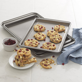 Healthy Living 3pc. Nonstick Cookie Sheets
