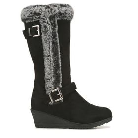 Report Kids' Wyman Fur Boot Pre/Grade School