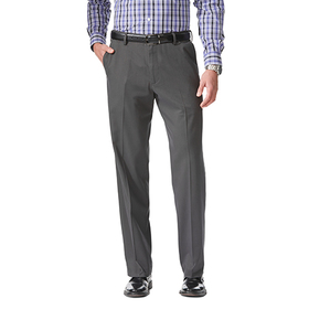 Mens Dockers® Relaxed Fit Comfort Pants - Dark Gre